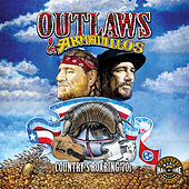 Outlaws & Armadillos: Country's Roaring '70s von Various Artists