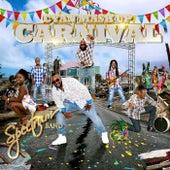 Cyan Mash up Carnival di Spectrum Band