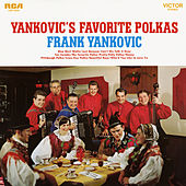 Yankovic's Favorite Polkas by Frank Yankovic