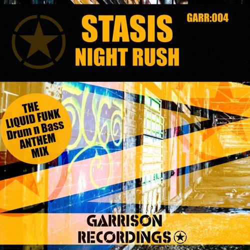 Night Rush - Single by Stasis (Techno)