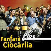 Live de Fanfare Ciocarlia