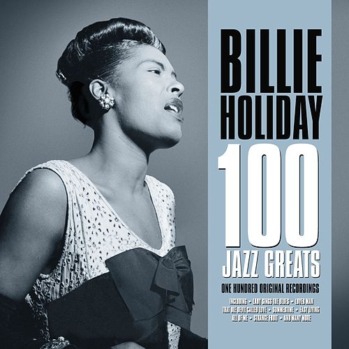 100 Jazz Greats de Billie Holiday