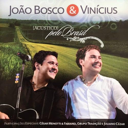 Acústico Pelo Brasil de João Bosco & Vinícius