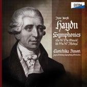 Haydn: Symphonies Vol. 3, Haydn: Symphonies No. 99, No. 30 ''Alleluja'', No. 96 ''The Miracle'' & No. 18 von Norichika Iimori