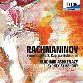 Rachmaninov: Symphony No. 2, Caprice Bohemien van Vladimir Ashkenazy