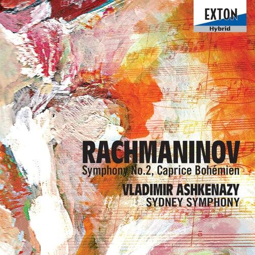 Rachmaninov: Symphony No. 2, Caprice Bohemien by Vladimir Ashkenazy