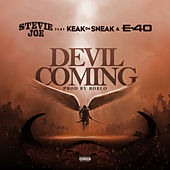 Devil Coming by Stevie Joe