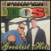 Greatest Hits von Proper Dos