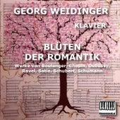 Blüten der Romantik (Klavierwerke von Boulanger, Chopin, Debussy, Ravel, Satie, Schubert, Schumann) by Georg Weidinger