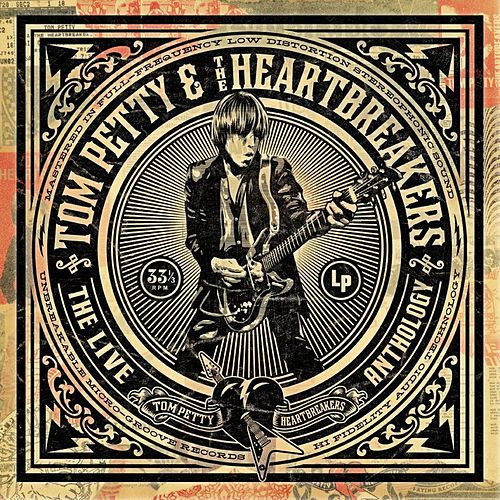 The Live Anthology by Tom Petty