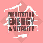 Meditation Energy & Vitality van Zen Meditation and Natural White Noise and New Age Deep Massage