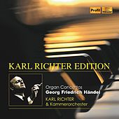 Handel: Organ Concertos de Karl Richter