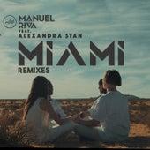Miami (Remixes) de Manuel Riva