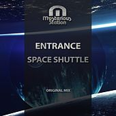 Space Shuttle by Entrance