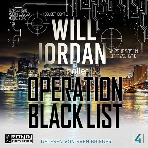 Operation Black List - Ryan Drake 4 (Ungekürzt) by Will Jordan