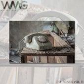 The Tones, Vol. 11 - EP di Various Artists