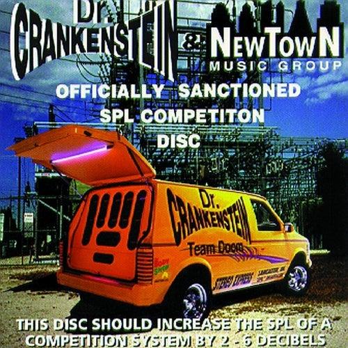 Dr. Crankenstein: Officially Sanctioned SPL Competition Disc by Dr. Crankenstein