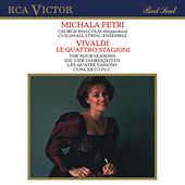 Vivaldi: The Four Seasons & Recorder Concerto in C Major, RV 443 by Michala Petri