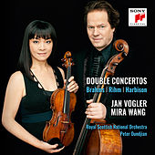 Brahms, Rihm, Harbison: Double Concertos by Jan Vogler