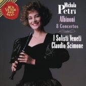 Albinoni: Eight Concertos by Michala Petri