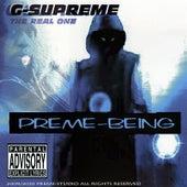 Preme-Being de G-Supreme