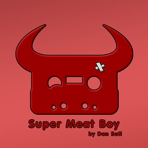 Super Meat Boy by Dan Bull