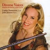 Diverse Voices - American Music for Flute de Linda Chatterton