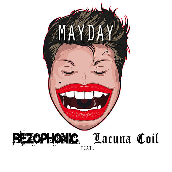 Mayday Feat Lacuna Coil Single By Rezophonic Napster