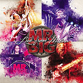 Live from Milan by Mr. Big
