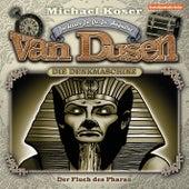 Folge 19: Der Fluch des Pharao von Professor Dr. Dr. Dr. Augustus van Dusen