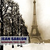 Anthologie (1932-1948) de Jean Sablon