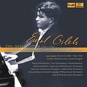 Emil Gilels Edition (1933-1963) [Live] von Various Artists