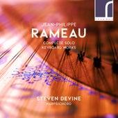 Jean-Philippe Rameau: Complete Solo Keyboard Works de Steven Devine