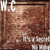 It's a Secret No More by WC