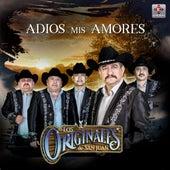 Adios Mis Amores de Los Originales De San Juan