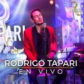 En Vivo de Rodrigo Tapari