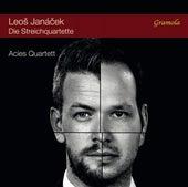 Janácek: Die Streichquartette by Acies Quartett
