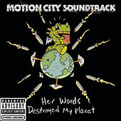 Her Words Destroyed My Planet de Motion City Soundtrack