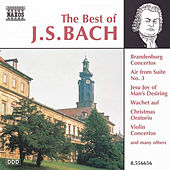 The Best of J.S. Bach von Johann Sebastian Bach