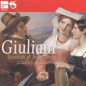 Giuliani: Scottish & Irish Songs - Studies & Rossiniana de Various Artists