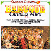 Baroque Christmas Music by Various Artists