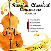 Russian Classical Composers (Playlist) von Various Artists