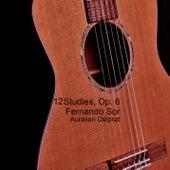 12 Studies, Op. 6 von Georges Daucampas