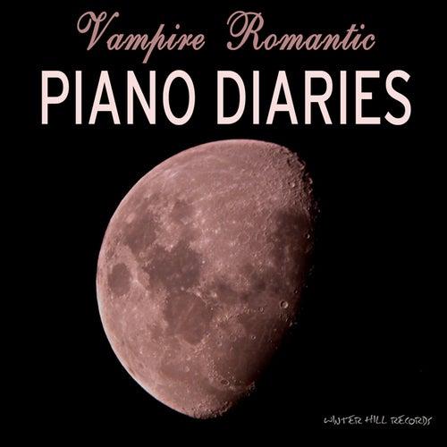 Vampire Romantic Piano Diaries And Journals by Twilight Romantic Series