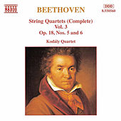 String Quartets (Complete) Vol. 3 by Ludwig van Beethoven