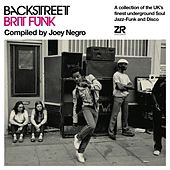 Back Street Brit Funk compiled by Joey Negro by Various Artists