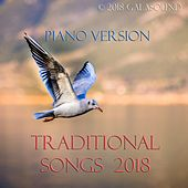 Piano Version: Traditional Songs 2018 de Various Artists