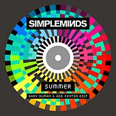 Summer (Gary Numan & Ade Fenton Edit) by Simple Minds