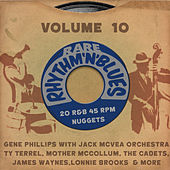 Rare Rhythm´n´blues Vol.10, 20 R&B 45 Rpm Nuggets by Various Artists