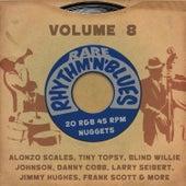 Rare Rhythm´n´blues Vol.8, 20 R&B 45 Rpm Nuggets de Various Artists